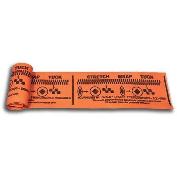 H&H Medical Corporation SWAT-T Tourniquet Orange