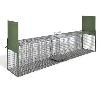 SG Dierenval met 2 deuren 150x30x30 cm