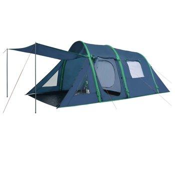 SG Tent met opblaasbare tentbogen 500x220x180 cm groen