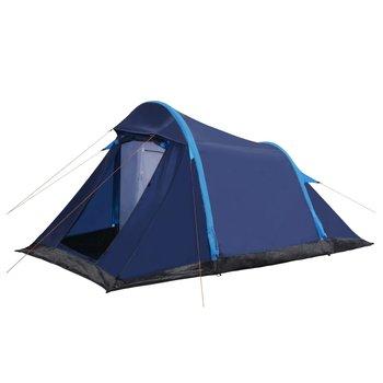 SG Tent met opblaasbare tentbogen 320x170x150/110 cm blauw