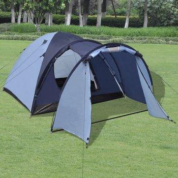 SG Tent 4 personen blauw
