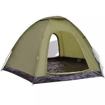 SG Tent 6 personen groen