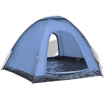 SG Tent 6 personen blauw