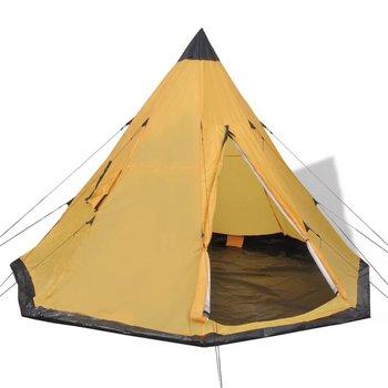 SG Tent 4 personen geel