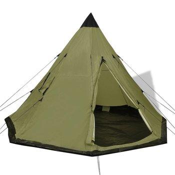 SG Tent 4 personen groen
