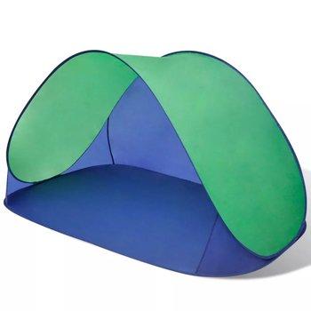 SG Strandtent opvouwbaar waterafstotend met UV bescherming (groen)