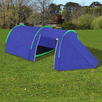 SG Tent voor 4 personen marineblauw / groen