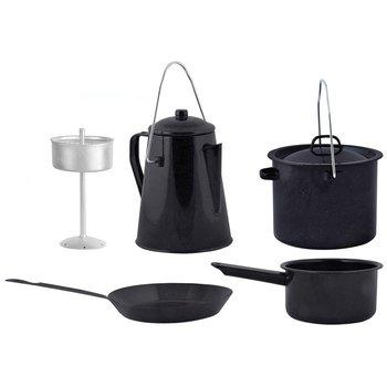 Esschert Design Kampvuur kook set 4-delig FF215