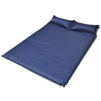 SG Slaapmat zelfopblazend blauw 190 x 130 x 5 cm (dubbel)