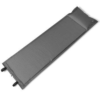 SG Slaapmat zelfopblazend zwart 185 x 55 x 3 cm (enkel)