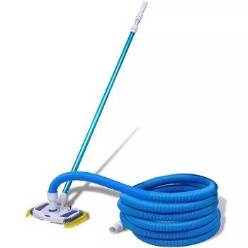 SG Vacuüm zwembadreiniger met telescopische slang en paal