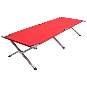 SG Kampeerbed XXL 210x80x48 cm rood