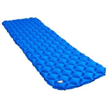 SG Luchtmatras opblaasbaar 58x190 cm blauw