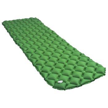 SG Luchtmatras opblaasbaar 58x190 cm groen