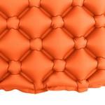 SG Luchtmatras opblaasbaar 58x190 cm oranje