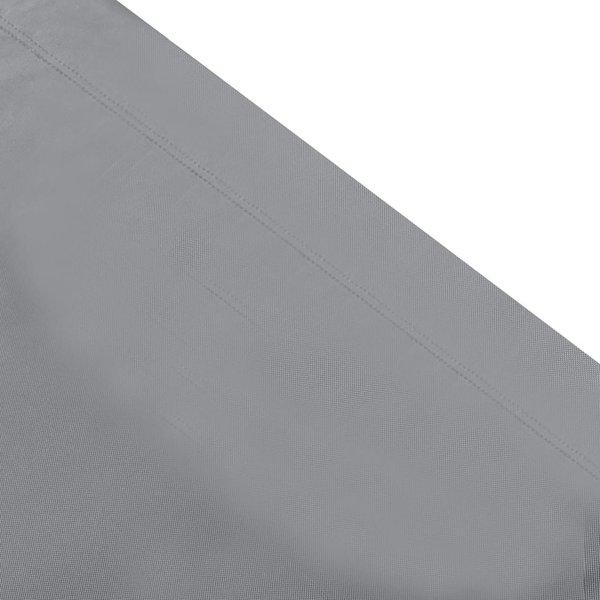 SG Loungebed met luifel grijs