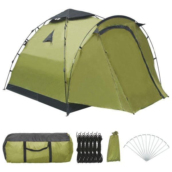 SG Tent pop-up 3-persoons groen