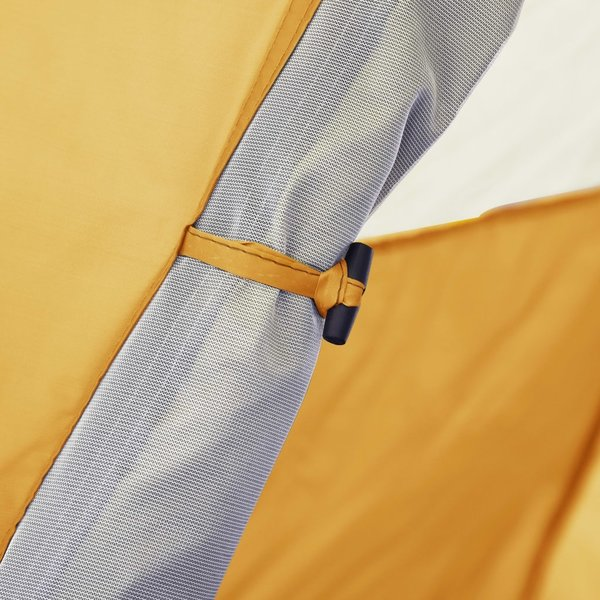 SG Tent pop-up 2-3 persoons 240x210x140 cm geel