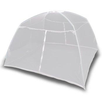 vidaXL Tent 200x150x145 cm glasvezel wit
