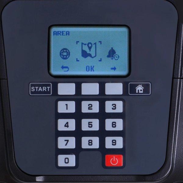 SG 146232  Robotmaaier 1000 m² met LCD 4,4 Ah 24 V accu