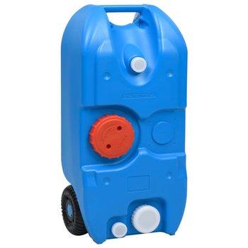 SG Watertank op wielen 40 L blauw
