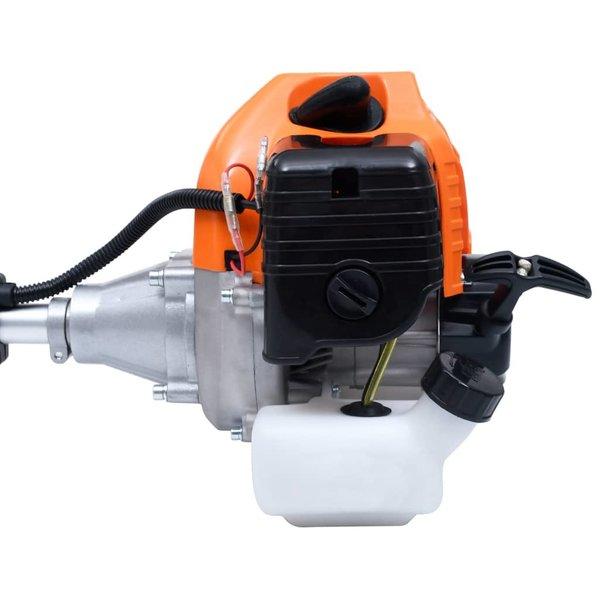 SG Tuingereedschapsset met 52 cc motor 4-in-1