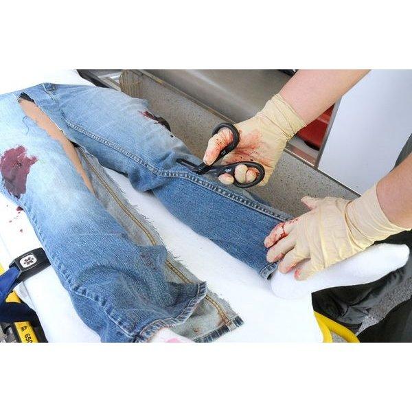 Tytek Medical Piranha trauma scissor - large