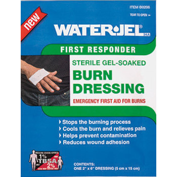 Water-Jel Water-Jel Burn dressing 5 x 15 cm