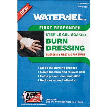 Water-Jel Water-Jel Burn dressing 10 x 10 cm