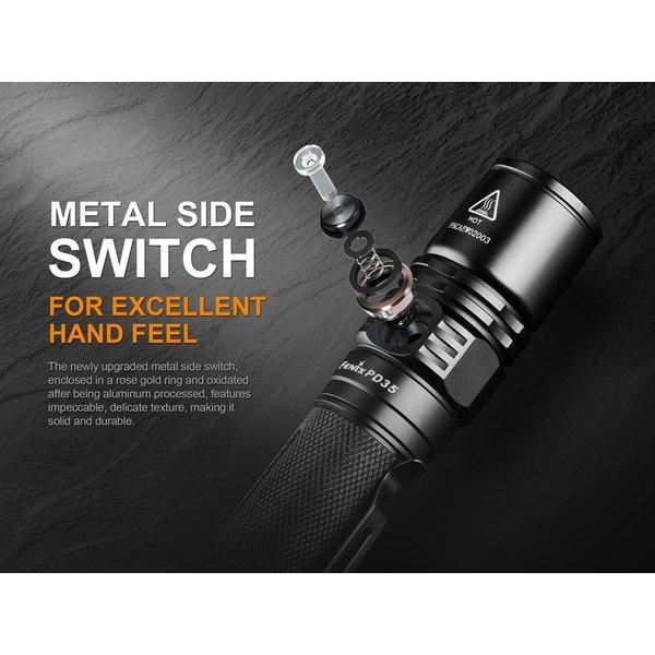 Fenix LED Flashlight PD35