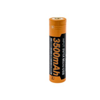 Fenix Rechargeable Li-ion Battery ARB-L18-3500U (18650)