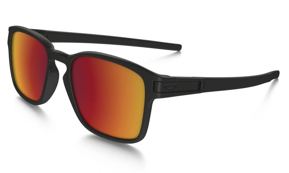 Oakley Latch Squared >> Oakley Latch Square Matte Black Torch Special Gear