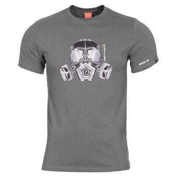 Pentagon® T-Shirt Gas Mask design