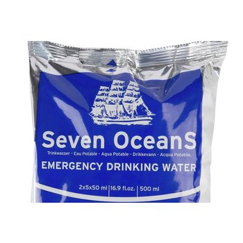 Seven Oceans Emergency Drinking Water