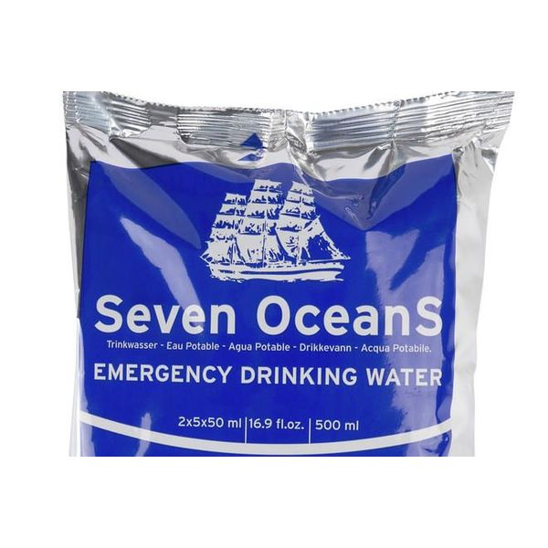 Seven Oceans Emergency Drinking Water