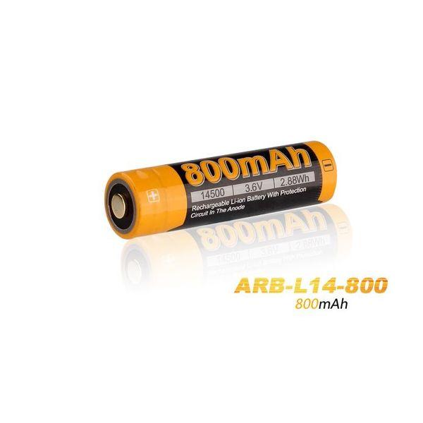 Fenix Rechargeable Li-ion Battery ARB-L14-800