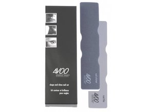 4VOO specials shape and shine nail set - perfect verzorgde nagels