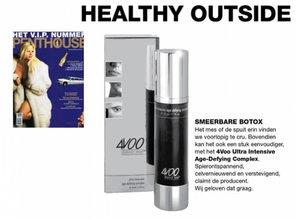 4VOO huidverzorging man ultra intensive age-defying complex - anti-aging