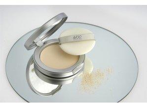 4VOO cosmetica man shine reduction powder - voor een zachte egale huid