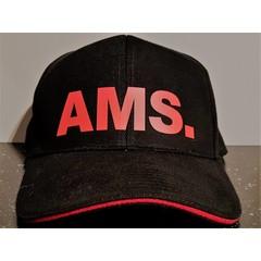 AMS. Black Cap AMS. Cap