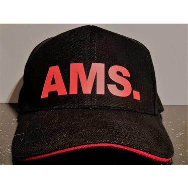 AMS. Black Cap AMS. Cap  Amsterdam Locals