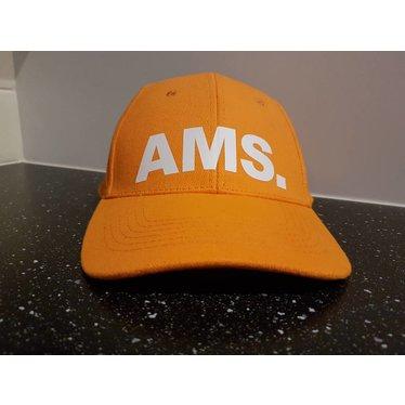 AMS. Orange Cap AMS. Cap  Amsterdam Locas Orange