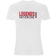 14 LEGENDS NEVER DIE 14  Legends Never Die