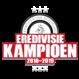 Eredivisie Kampioen 2018 / 2019 AMS.14 T-SHIRT - Copy - Copy - Copy - Copy - Copy - Copy - Copy