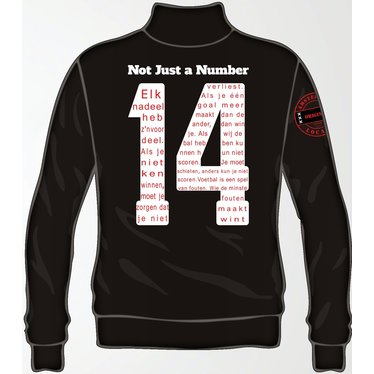 14  Not Just a Number WZAWZDB T-shirt - Copy - Copy - Copy