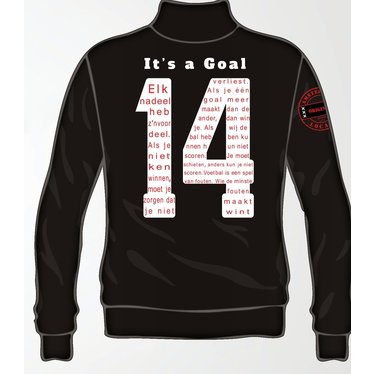 """14 ITS A GOAL   """" AMSTERDAM LOCALS"""" 14 ITS A GOAL  Sweater"""