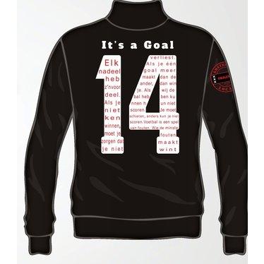 """14 ITS A GOAL   """" AMSTERDAM LOCALS"""" WZAWZDB T-shirt - Copy - Copy - Copy - Copy"""