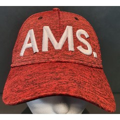 AMS. Old Red Cap AMS. Cap