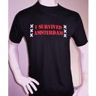"""Amsterdam Locals T-shirt """"Amsterdam Locals"""""""