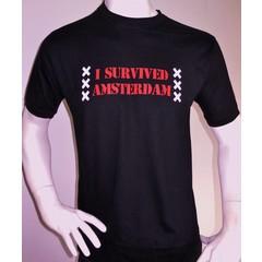 Amsterdam Locals T-shirt Amsterdam Locals